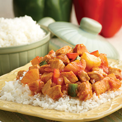 Sam's Sweet-and-Sour Pork