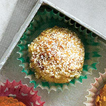 Bourbon-Pecan Pound Cake Truffles