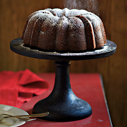 Blackberry Jam Cake