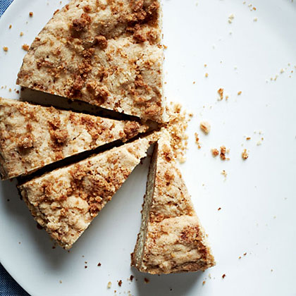 Brown Butter-Sour Cream Crumb Cake