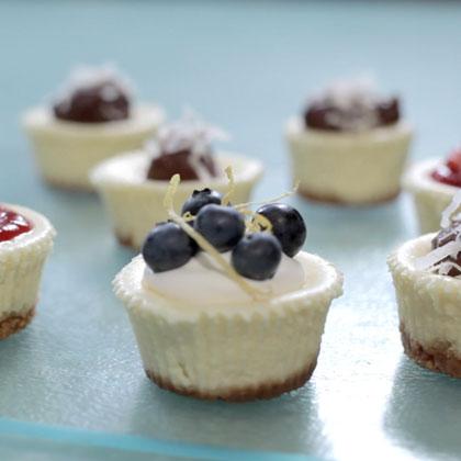 PHILADELPHIA Mini Cheesecakes