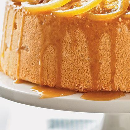 Caramel-Orange Sauce