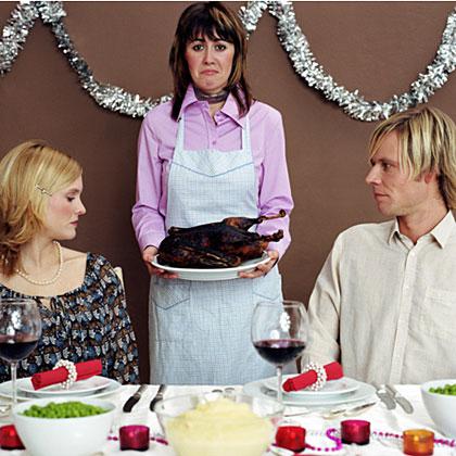 Holiday Dinner Hang-ups