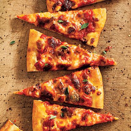 Pizza Arrabbiata