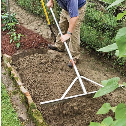 How do you prepare the soil for tomato planting?