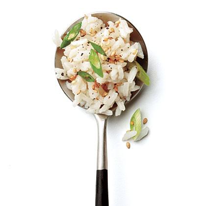 Double Sesame Rice