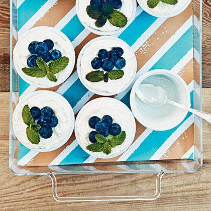 Tres Leches Mini Cakes