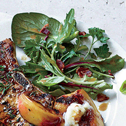 Bacon-Herb Salad