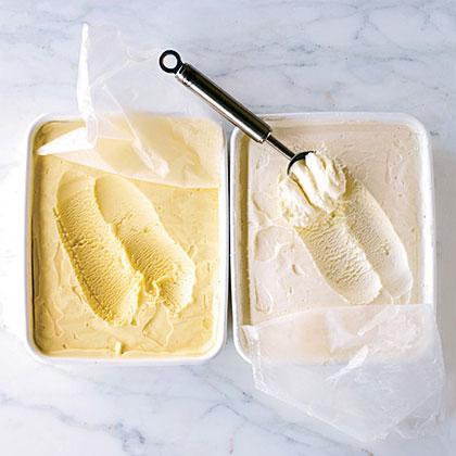 American-Style Ice Cream