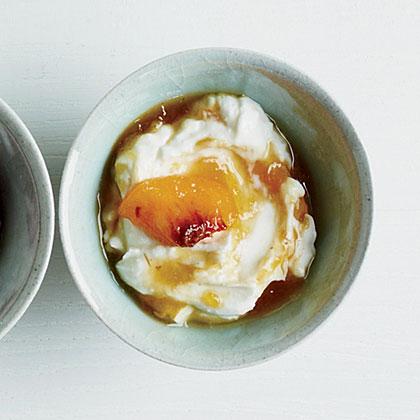 Ginger-Peach Conserve