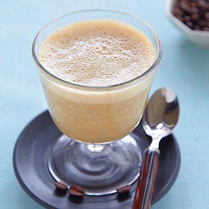 Caramel Espresso Smoothie