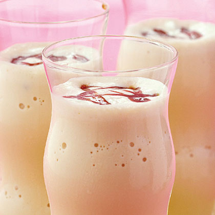 Caramel-Sea Salt Milk Shake