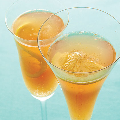 Pear-Apple-Cranberry Punch