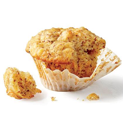 Orange-Hazelnut Snack Muffins