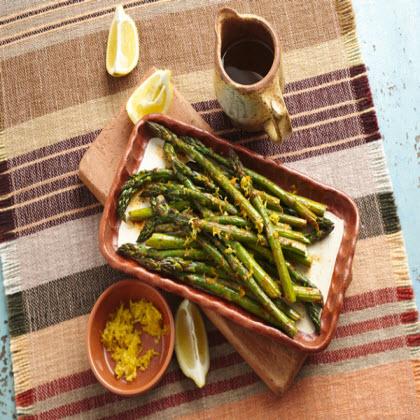 Mexican Roasted Asparagus