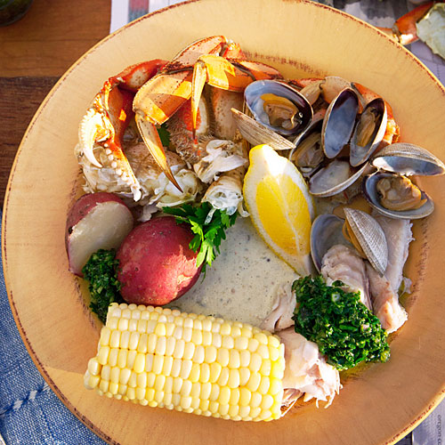 Northwest Seafood Boil