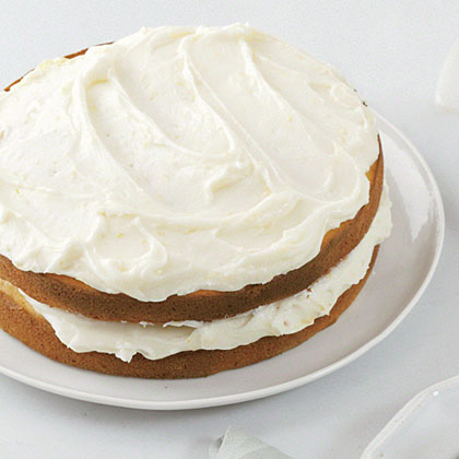 Fresh Lemonade Cake