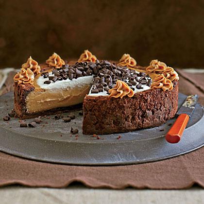 Cinderella Cheesecake