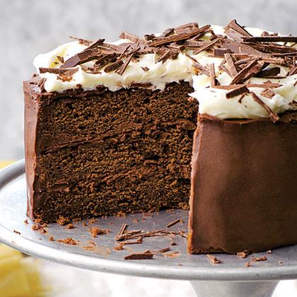 Chocolate Ganache Frosting