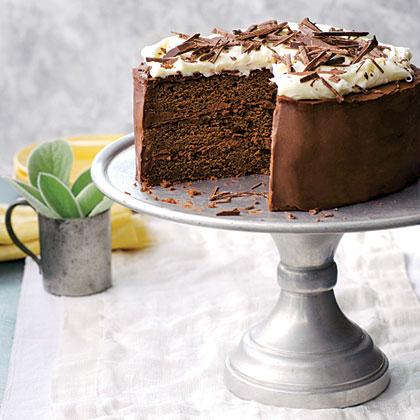 Stout Chocolate Cake