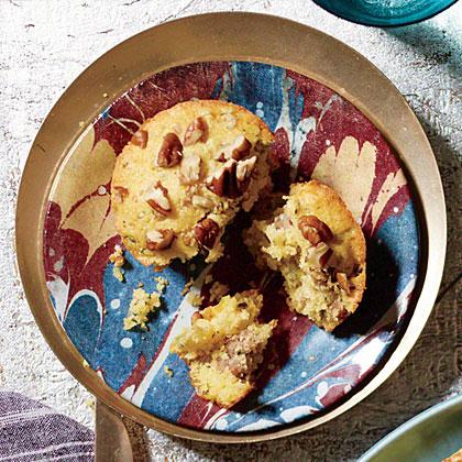Corn Bread Stuffing Muffins