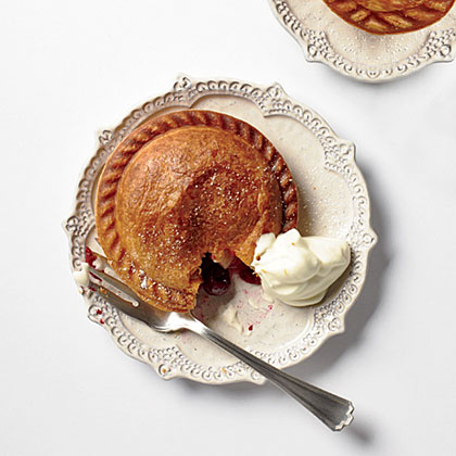 Pear-Cranberry Hand Pies