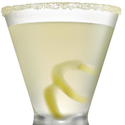 Skinny Lemon Drop