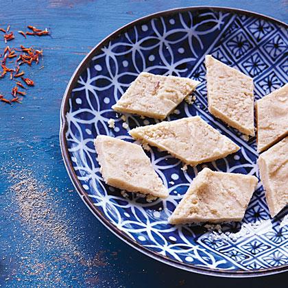 Cashew Fudge (Kaju Katli)