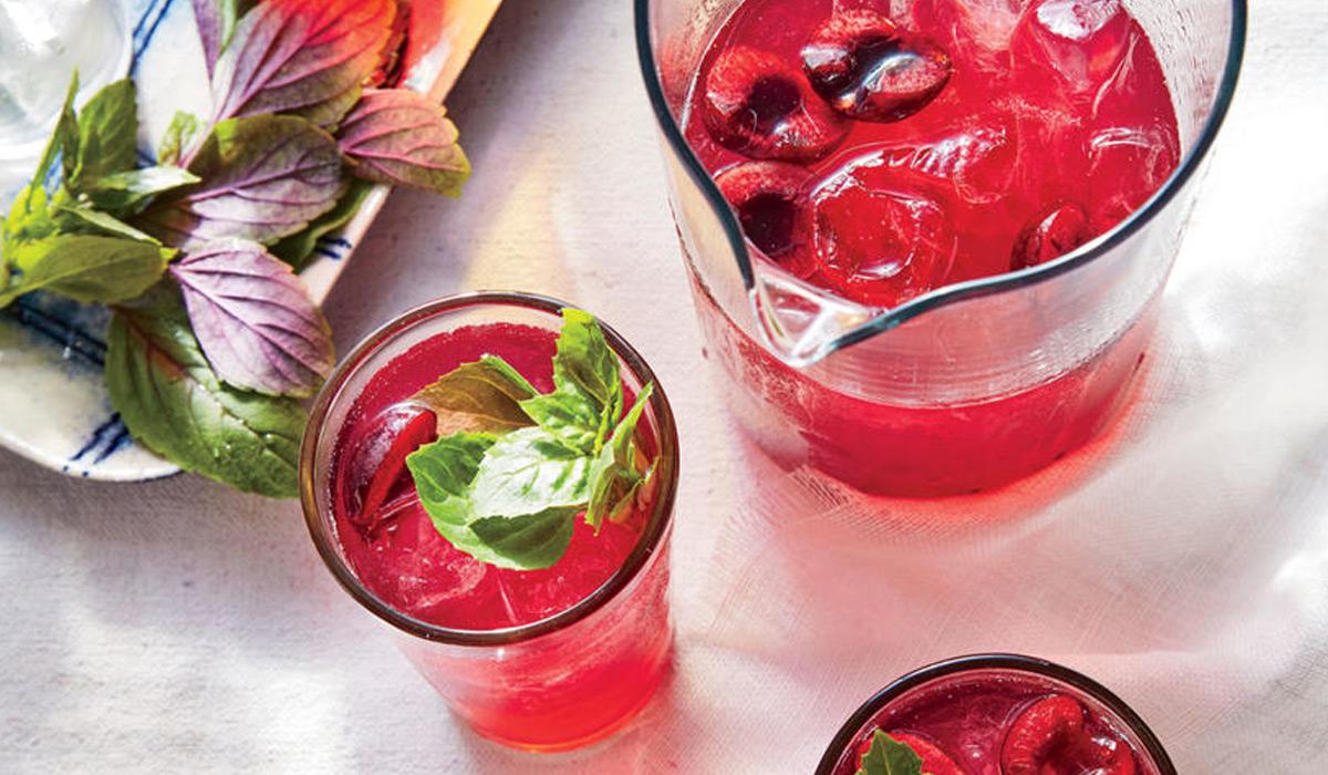 EC: Boozy Cherry-Basil Lemonade Spritzers message-editor%2F1498489019457-cherry-basil-inline