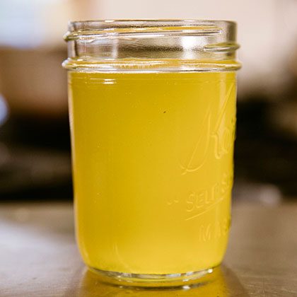 Ghee (Indian-Style Clarified Butter)