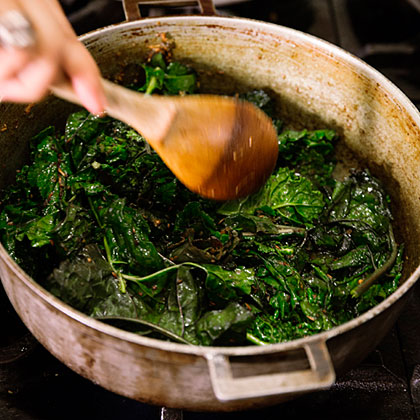 Winter Greens Curry
