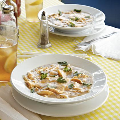 Chicken & Dumplings from Dish