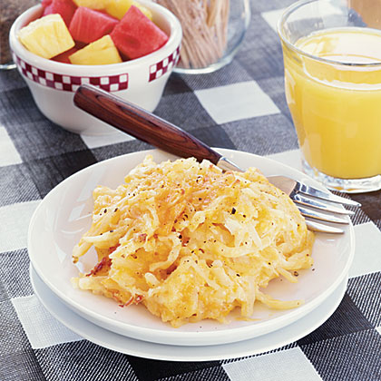 Hash Brown Casserole from Loveless Cafe and Motel
