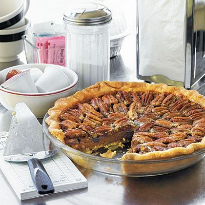 Pecan Pie from Loveless Cafe and Motel
