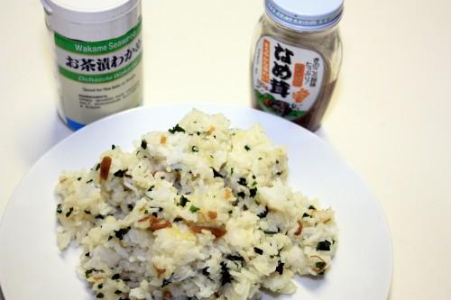 mixed-rice-with-wakame-and-nametake-e1398193396571.jpg