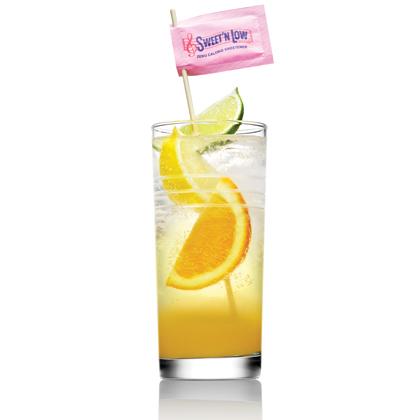 Sunny Citrus Soda