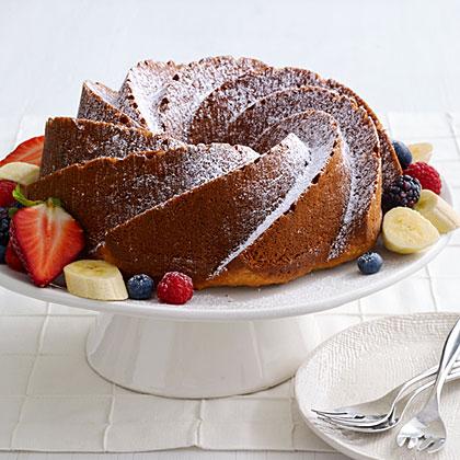 Banana-Oatmeal Cake