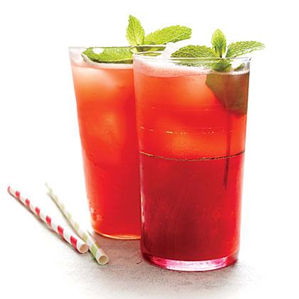 Watermelon-Lime Soda