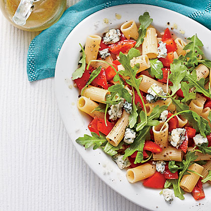 Tomato-and-Gorgonzola Pasta Salad