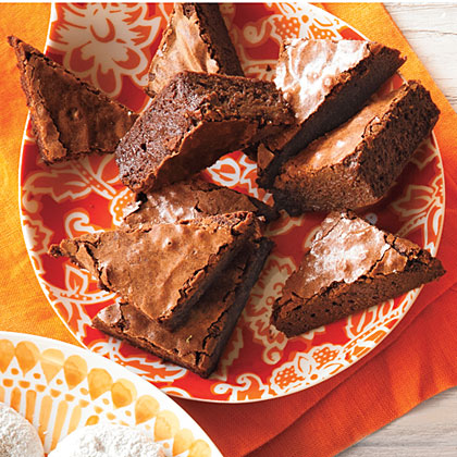 Mexican-Spiced Brownies