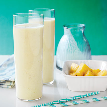 Creamy, Dreamy Tropical Smoothie