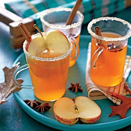 Grape-Apple Cider