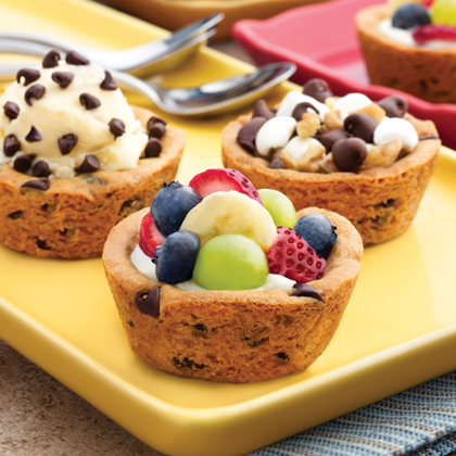 Make it Your Way Cookie Cups