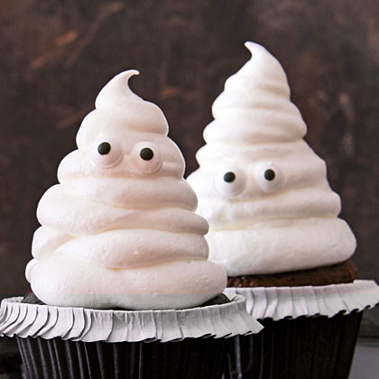 Vanilla Meringue Frosting