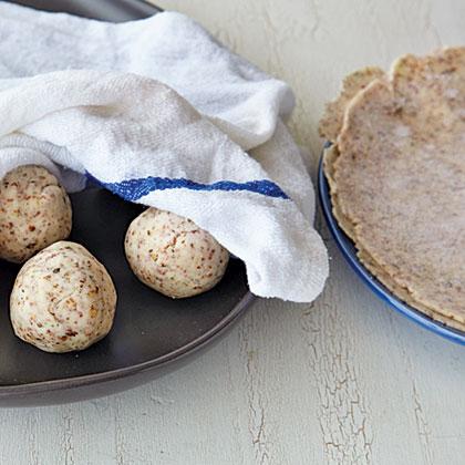 Garlic-Herb Tortillas