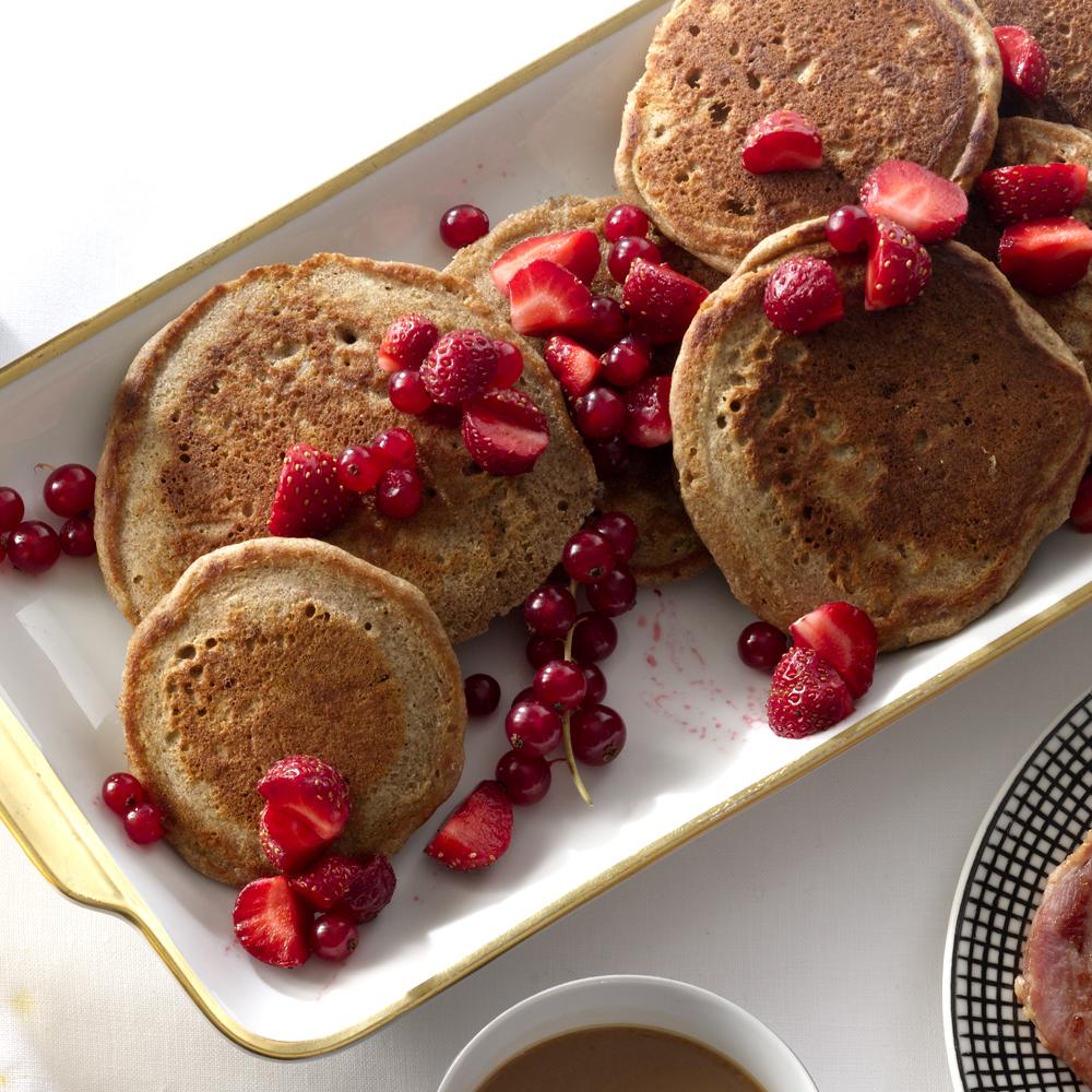 Whole-Grain Pancake Mix
