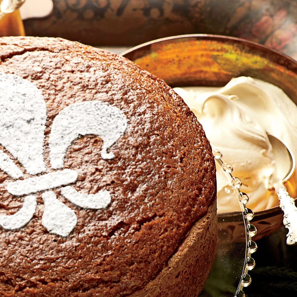 Spiced Whipped Cream