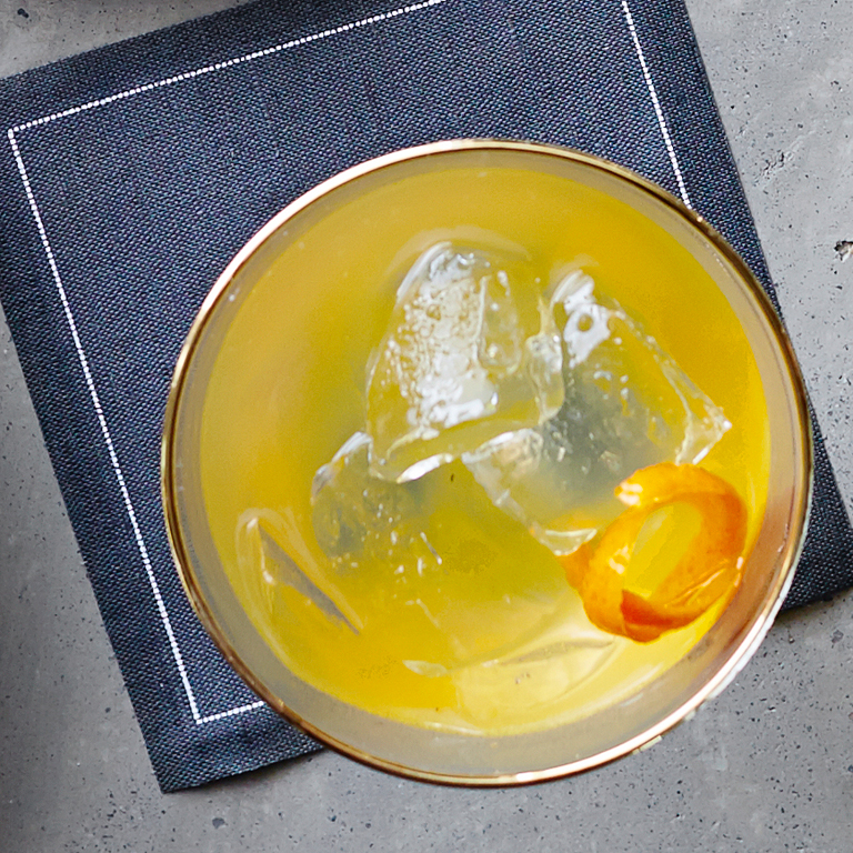 Citrus and Smoke