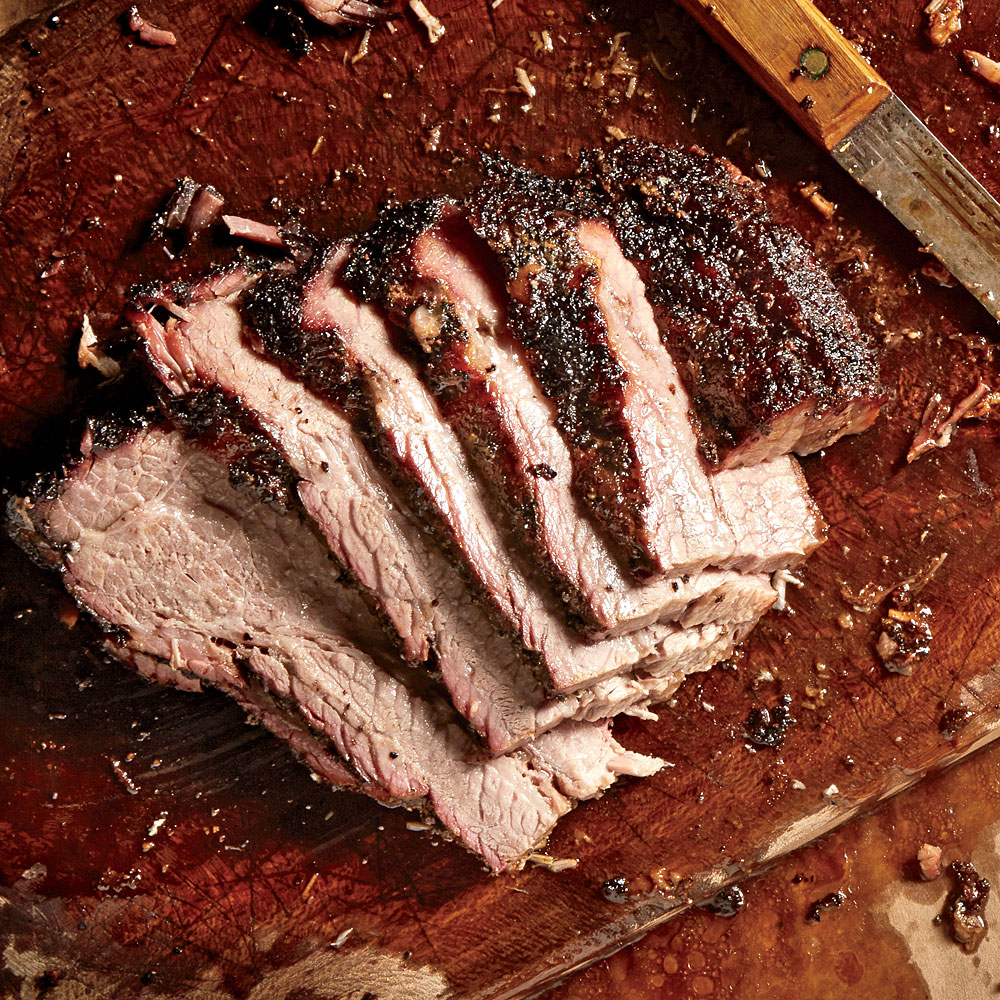 True Smoked Beef Brisket