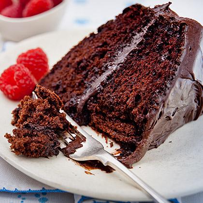 Super Moist Chocolate Mayo Cake